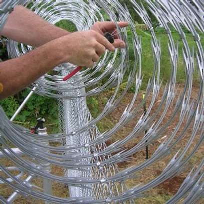 razor wire supply and installation in Kenya image 8