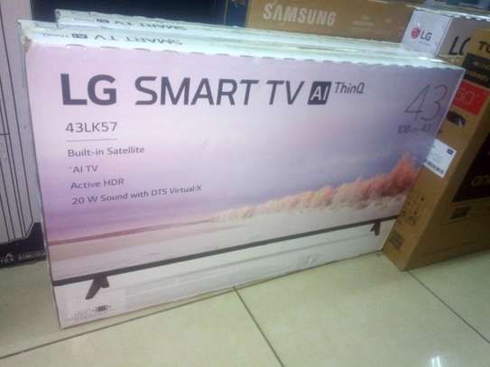 "LG 43"" Smart Full HD TV"