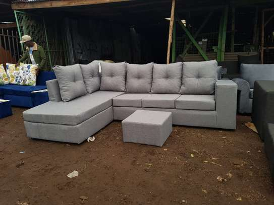 Unique L-Sofa Seat