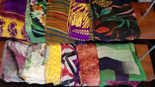 Chiffon scarf- for Bulk and retail sale image 4