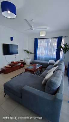 Furnished 2 bedroom apartment for rent in Mkomani image 11