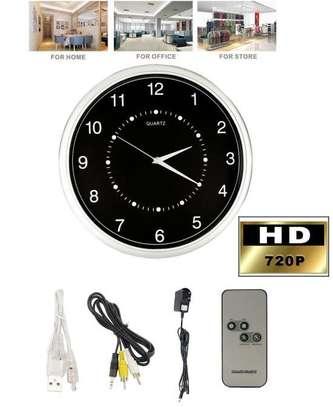 Nanny Wall Clock Cctvs image 1