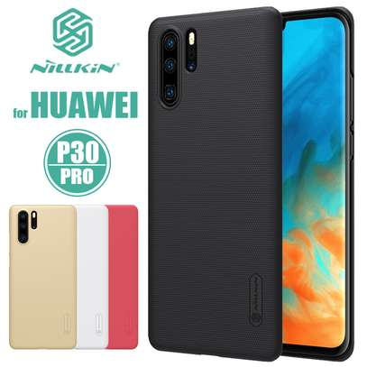 Nillkin Super Frosted Shield Matte cover case for Huawei P30 P30 Pro image 1