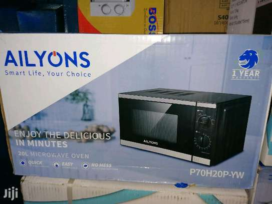 Ailyons microwave oven image 1