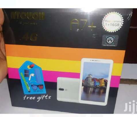 New Atouch A7 16 GB White image 1