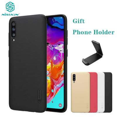 Nillkin Super Frosted Shield Matte cover case for Samsung Galaxy A70 A60 A50 A40 A30 A20 image 2