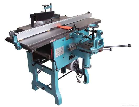 NEW WOODWORKING MACHINE image 1