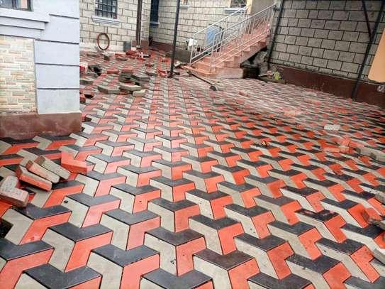 3D Coloured Paving Blocks/ Cabros image 7
