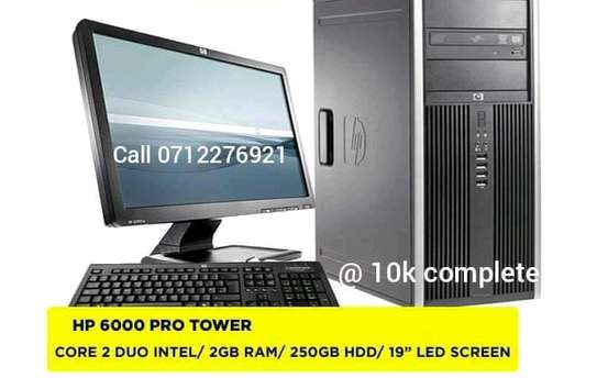 New arrivals on all Desktops corei2 dual, corei5 and corei3 image 1