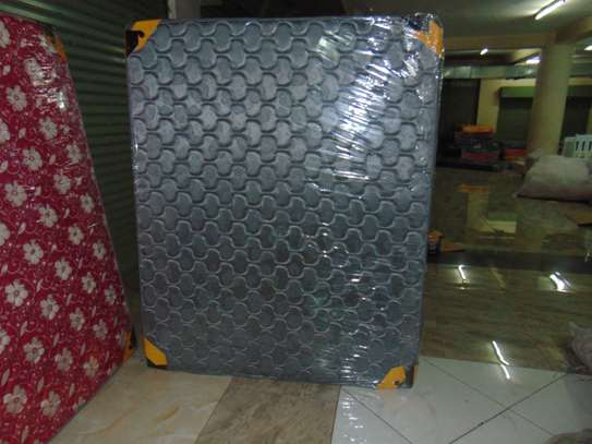 6*6*8 EXTRA HIGH DENSITY QUILTED MATTRESS (FREE HOME DELIVERY) image 6