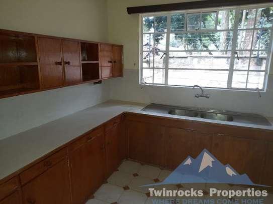 3 bedroom house for rent in Karen image 10