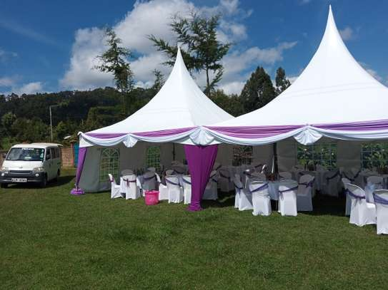 Tents for hire meru image 2