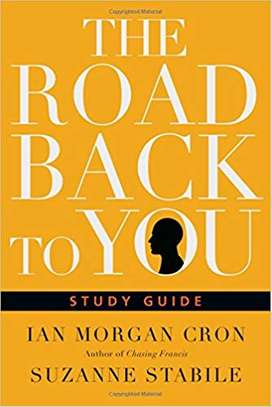 The Road Back to You Study Guide Paperback – October 4, 2016 by Ian Morgan Cron  (Author), Suzanne Stabile  (Author) image 1