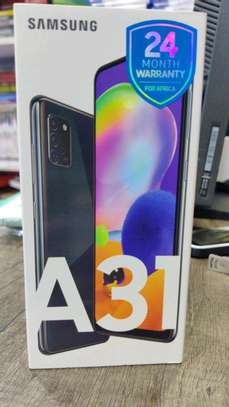 Samsung A31 image 1