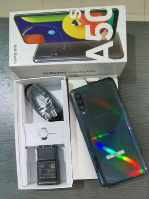 Samsung Galaxy A50s | 128 Gigabytes Black image 2