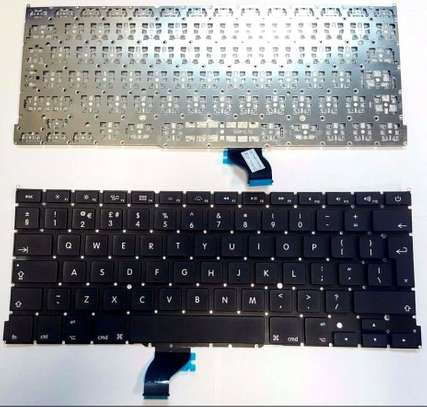 "Apple Macbook Pro 13"" Retina A1502 Laptop UK BLACK Keyboard 2013 2014 2015 NEW"