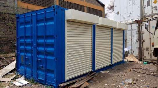 20ft containers stalls image 3
