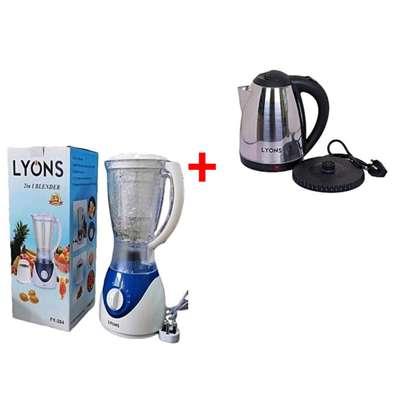 lyons blender with Lyons Kettle image 1