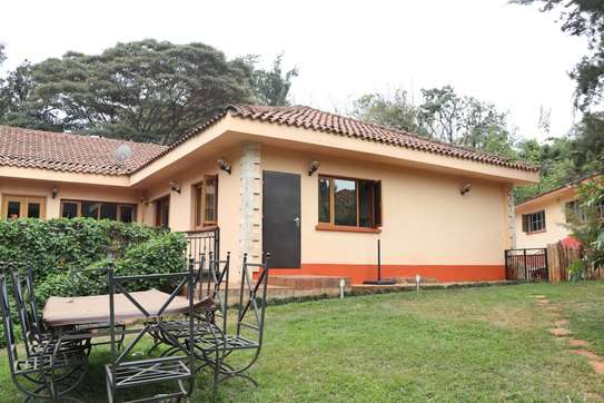 Furnished 1 bedroom house for rent in Runda image 12
