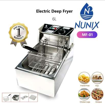 Nunix Deep Fryer 6L image 1
