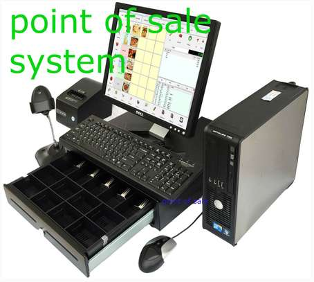 Complete Computerized Point of Sale System (POS)