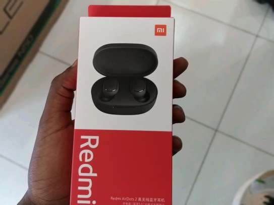 Xiaomi Redmi AirDots 2 brand new and sealed in a shop image 1