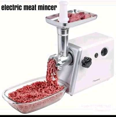 Electric Meat Mincer image 1