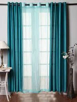 Plain curtains image 3