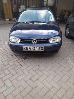 Locally used Vw golf image 10