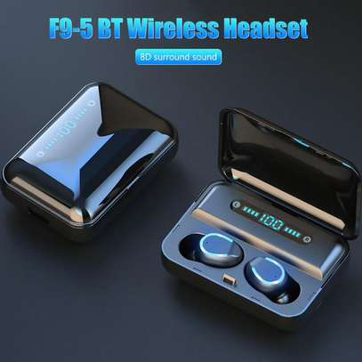 F9-5 TWS 5.0 Wireless Bluetooth Earbuds image 6