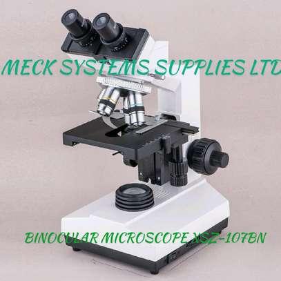 Binocular Microscope Xsz-107Bn image 1