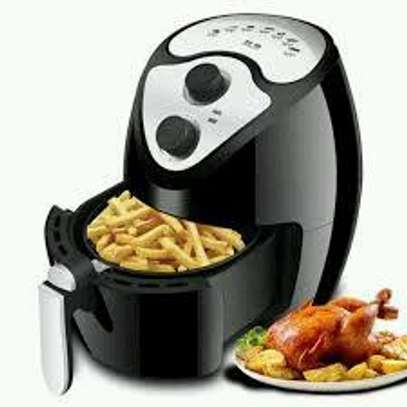 Air fryer .Electric