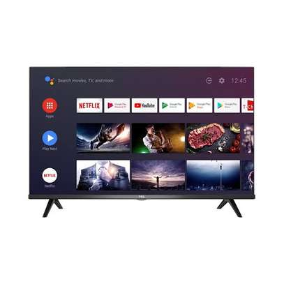 TCL Android 32 inches Smart Frameless Digital TVs image 1