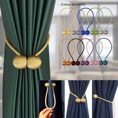 Curtain holder/ Tie backs image 7
