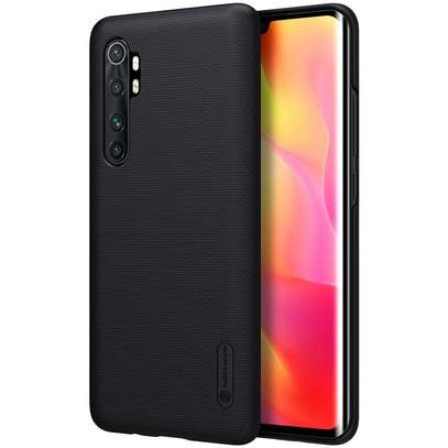 NILLKIN Super Frosted Shield Back Cover For Xiaomi Mi Note 10  lite image 2