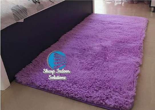 fluffy bedside rugs image 2