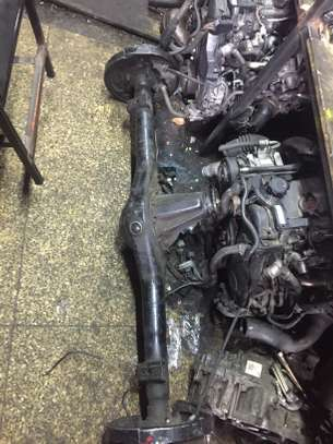 Differential (Diff) Toyota Hiace 7L image 2