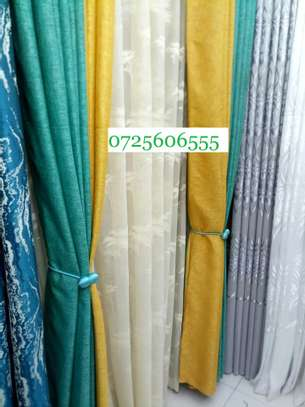 QUALITY HEAVY CURTAINS AND SHEERS image 1