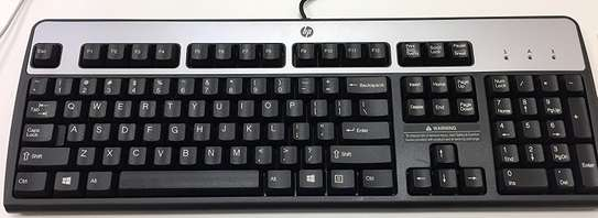 HP USB Keyboard image 2