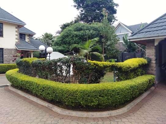 5 bedroom house for rent in Kileleshwa image 4