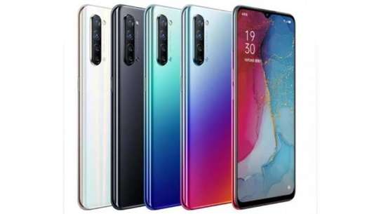 Oppo Reno 3 6.4 Inch 8GB RAM 128GB ROM Quad(48+13+8+2)MP Rear Camera 44MP Front Camera 4025mAh Battery Product by Oppo image 1