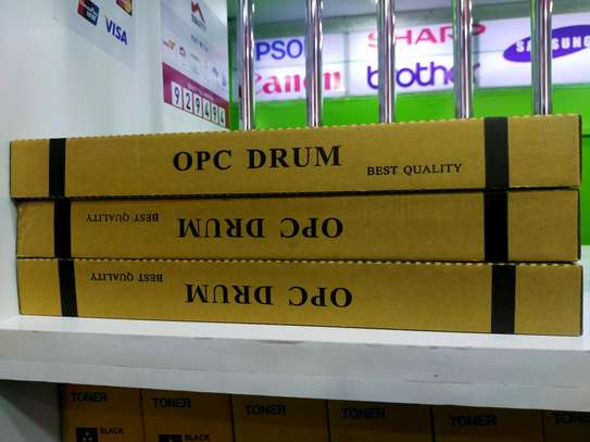 Brand drum for use in Konica c360 image 1