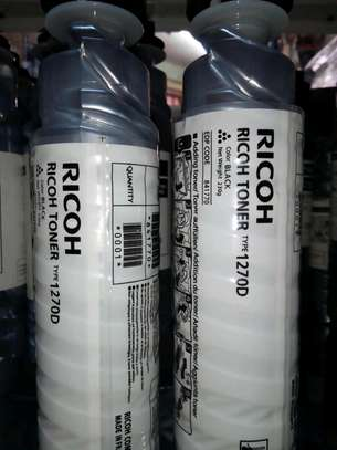 Original toner Type 1270D for use in Ricoh Aficio MP 171