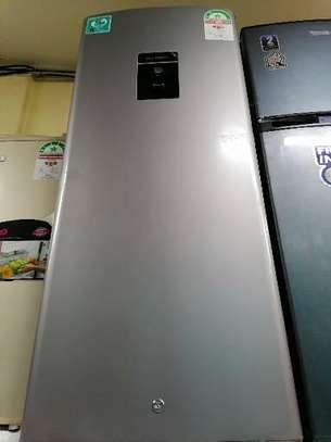 Hisense fridge with water dispenser image 1