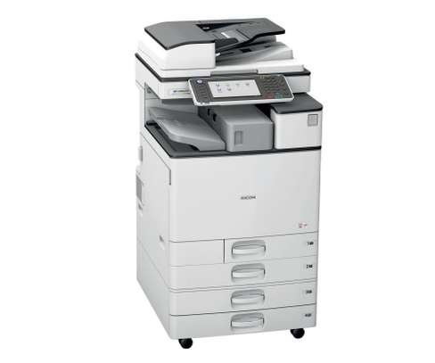 Advanced Ricoh Aficio MP C2003 C2503 C3003 C5503 C6003 photocopier image 4