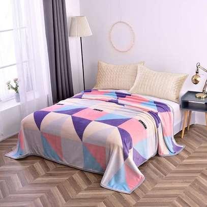 Fleece blanket image 1