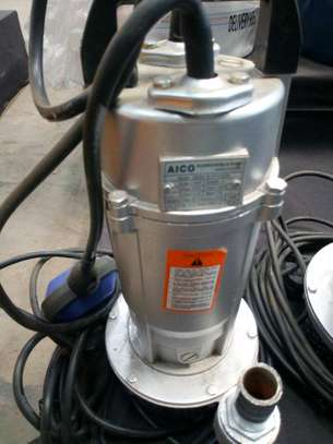 Brand New Aico Submersible water pump