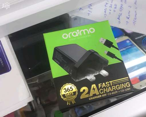Oraimo smartphone charger image 2