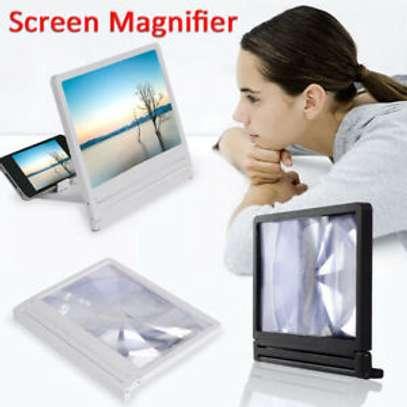Phone Screen Magnifier 3D Holder Bluetooth Speaker image 1