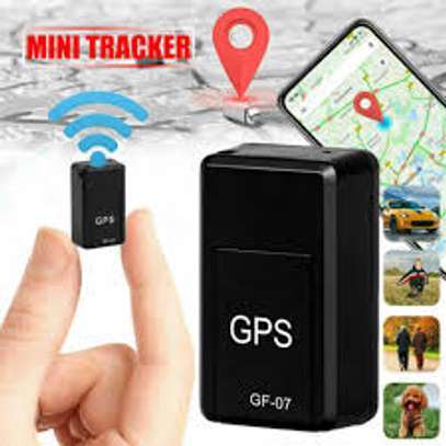 GF-07 Mini Magnetic Car GPS Tracker Locator Real Time Enhanced Tracking Device Anti-Theft Vehicle Car Motorcycle Truck Universal image 2